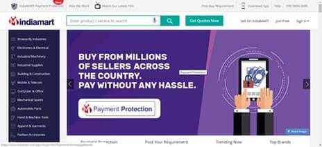 indiamart.com-website