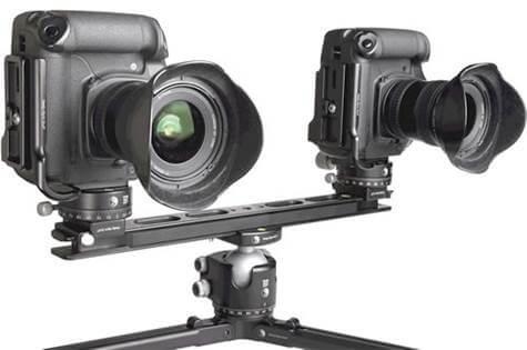 3D recording camera